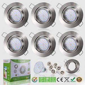 plafonnier led encastrable TOP 4 image 0 produit