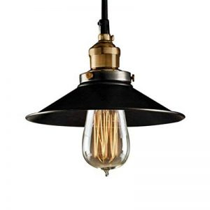 plafonnier retro - TOOGOO(R) Garage en metal plafonnier vintage retro lustre suspension Lampe pour Salle a manger de la marque TOOGOO(R) image 0 produit
