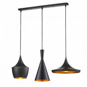 Plafonnier, suspension, lustre, éclairage métal, 3 modèles CD-06-3C de la marque Ballero image 0 produit