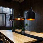 Plafonnier, suspension, lustre, éclairage métal, 3 modèles CD-06-3C de la marque Ballero image 3 produit