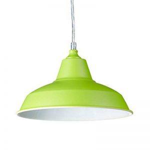 plafonnier vert TOP 6 image 0 produit