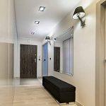 Projecteur LED encastrable orientable Star carré Noir/Brossé avec x 7W LED Blanc chaud 230V IP20Spot de plafond Lampe encastrable au plafond encastrable Spot Plafond Lampe encastrable au plafond Spot Moderne Lot de 4 de la marque JVS image 4 produit
