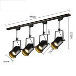 projecteur led rail TOP 11 image 1 produit