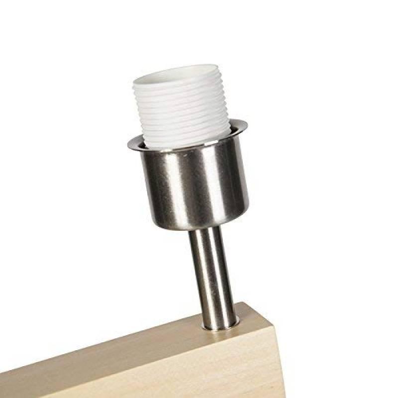 abat jour pour lampadaire bois faites des affaires pour. Black Bedroom Furniture Sets. Home Design Ideas