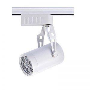 Rail Spot Light Plafond Bas Lampe Projecteur Fond Moderne Conduit de Lumière de Piste - Jaune clair, 7w blanc de la marque Générique image 0 produit