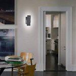 Ralbay Lampe Murale LED, 12W Moderne Aluminium LED Applique Murale Interieur Éclairage Mural, 4000~4500K, 960LM, 10.23*4.9*2.2 pouce, Applique Murale Lumières pour Cuisine, Escalier, Chambre, Couloir de la marque Ralbay image 2 produit
