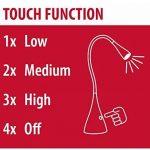 Ranex 1007334 Touch Lampe à Poser LED Blanc de la marque RANEX image 2 produit