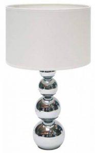 Ranex 6000.074 Lampe à Poser Touch - Mandy E14 40 W Blanc de la marque RANEX image 0 produit