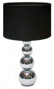 Ranex 6000.075 Lampe à Poser Mandy E14 40 W Noir de la marque RANEX image 0 produit