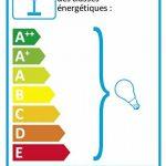 Reality - Lampadaire décoration Erzwo - E27 - 150 W et E14 40 W - Plastique et Métal - 28 x 180 cm - IP20 - Interrupteur pied et cordon de la marque Reality image 4 produit