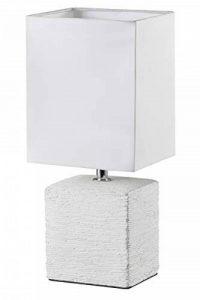 Reality R50131001 Lampe de table Céramique 28 W E14 Blanc Antique de la marque Reality Leuchten image 0 produit