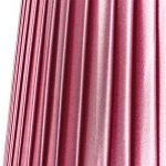 Relaxdays Lampadaire Lampe sur pied salon séjour avec abat-jour rose satin verre diamant Rose de la marque Relaxdays image 3 produit