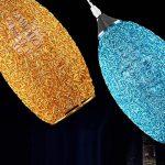 Restaurant Lustre 9 couleurs En aluminium Lampe suspendue Moderne De l'industrie 3 têtes De la personnalité Style rustique Lampe de table Pour Centre commercial Salon Café Bar Balcon Les escaliers de la marque CS-CHENGCHENG image 4 produit