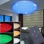 RGB LED optique lumière de ciel étoilé, distance d'éclairage de plafond vacille Leuchten Direkt lampe 14241-16 de la marque Leuchten Direkt image 4 produit