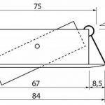 SEBSON Spot encastré orientable Blanc/Spot (LED/halogène), Aluminium, Weiß, 12er Set de la marque sebson image 4 produit