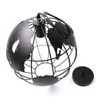 Seitor Globe pendentif lumière Creative plafonnier Coussin Vintage Lampe à suspension Originale Industrielle lumière suspendu Lustre pour Chambre Salon Bar Café de la marque Seitor image 1 produit