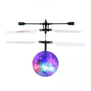 Shengbaijia RC Flying Ball RC infrared Induction Helicopter Ball Built-in Music for Kids de la marque Shengbaijia image 0 produit