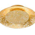 SHINE 23183A + +, Plafonnier, métal, doré, 21,5x 21,5x 5cm de la marque Shine image 1 produit