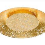 SHINE 23184A + +, Plafonnier, métal, doré, 34,5x 34,5x 7cm de la marque Shine image 1 produit