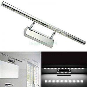 SODIAL(R) Lampe pour Tableau Miroir 30 LEDs SMD5050 Lumiere Blanc 7W 480LM Pour Salle de Bain Miroir de la marque SODIAL(R) image 0 produit