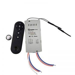 Sonoff IFan02 contrôleur Smart WiFi Ventilateur de Plafond avec la lumière APP Télécommande de la marque Sonoff image 0 produit