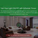 Sonoff IFan02 contrôleur Smart WiFi Ventilateur de Plafond avec la lumière APP Télécommande de la marque Sonoff image 4 produit