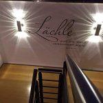 SpiceLED® ShineLED-6 Applique murale avec 2 LED de 3 W, intensité variable, couleur blanc chaud de la marque SpiceLED® / lichtundwasserwelt.de image 2 produit