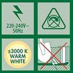 Spot de sol Smartwares 5000.459 Luton – Capacité de charge de 800kg – Raccord GU10 de la marque RANEX image 2 produit