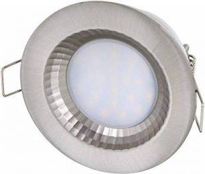 Spot encastrable à LED pour pièces humides IP54230V–5W–460lm–Fonte d'Aluminium–Trou de perçage Ø68mm–tagesweiß (4000K) de la marque HAVA image 0 produit