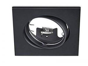 spot encastrable noir mat TOP 7 image 0 produit