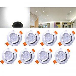 spot encastrable pour plafond extérieur TOP 1 image 0 produit