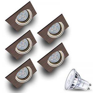 spot led encastrable plafond gu10 TOP 10 image 0 produit