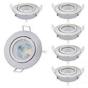 spot led encastrable plafond gu10 TOP 11 image 0 produit