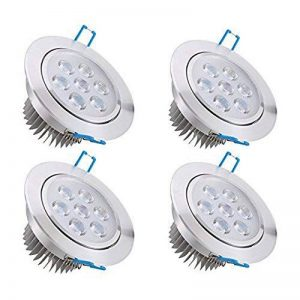 spot led encastrable plafond salle de bain TOP 11 image 0 produit