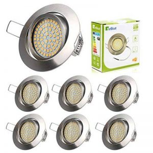 spot led fin TOP 4 image 0 produit