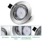 spot led gu10 encastrable TOP 5 image 2 produit