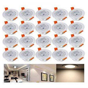 spot led intérieur encastrable TOP 2 image 0 produit