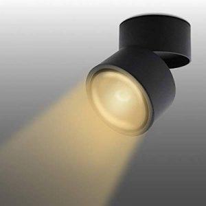 spot led noir TOP 9 image 0 produit
