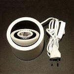 Spot LED à poser sur console ou meuble - Lampe orientable éclairage tableau LUKE CREE 7W IRC80 blanc chaud 3000K 15° 100-240V. Blanc - LEDart de la marque LEDart image 2 produit