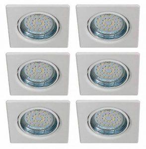 spot rectangulaire encastrable plafond TOP 0 image 0 produit