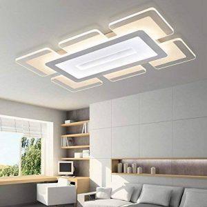 SSLW Plafond LED plafonnier Moderne Minimaliste Mince Salon Lampe Chambre éclairage Créatif Acrylique de la marque SSLW image 0 produit