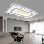 SSLW Plafond LED plafonnier Moderne Minimaliste Mince Salon Lampe Chambre éclairage Créatif Acrylique de la marque SSLW image 2 produit