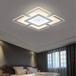 SSLW Plafond LED plafonnier Moderne Minimaliste Mince Salon Lampe Chambre éclairage Créatif Acrylique de la marque SSLW image 4 produit