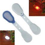 Sun Run Lampe LED mains libres magnétique à clipser sur vêtements - lampe de sécurité 3 modes pour randonnée, promenades avec le chien, marche ou course, pour la maison, le camping et les véhicules de la marque SUN RUN image 4 produit