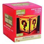 Super Mario Bros Lampe Bloc 18 cm de la marque Paladone Products Ltd image 1 produit