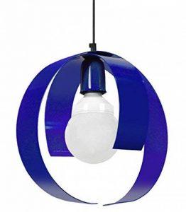suspension bleu TOP 6 image 0 produit