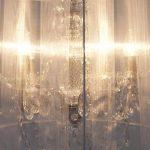 Suspension chandelier baroque blanc à pampilles de la marque Clear Seat image 3 produit
