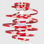 suspension cuisine rouge TOP 5 image 2 produit