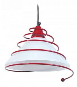 suspension cuisine rouge TOP 7 image 0 produit
