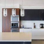 Suspension de Style Moderne en Métal couleur Chrome avec Abat-jour en Verre Galvanisé pour Cuisine Couloir Chambre 1x40W E27 de la marque MW-Light image 1 produit